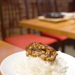 肉バルCo-Lab - 白米マリアージュ