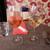 リストランテ シーヴァ - 白ワイングラス