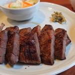 まねき家 - 料理写真:牛タン1.5倍定食