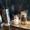 串こまち - 料理写真:カウンター上の調味料など