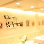 VIA Brianza - 夜の店内