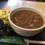 一久 - 肉入りカレーうどん850円(税込)