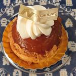 ニコラス洋菓子店 - タルト タタン (\486)