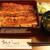 うなぎ はす沼 - 鰻重梅(肝吸・お新香付,全景)