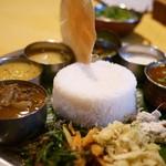 Spice&Dining KALA - 美しいワンプレート