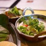 Spice&Dining KALA - オプションは1人2つくらいが丁度いい。