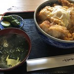 119436149 - 上カツ丼2000円