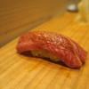 鮨 山浦 - 料理写真:塩竃 本鮪