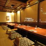 京町家 - 最大22名様掘りごたつ個室
