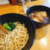 ココロ - 料理写真:魚だし醤油つけめん(870円)