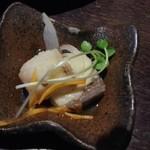 Ho乃Ca - お通し(魚の南蛮漬け)