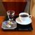 爽画廊 - ドリンク写真:ギャラリーブレンドとお茶菓子