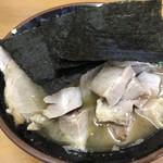119441987 - チャーシュー麺の何とか増し?1280円くらい…(不覚にもうろ覚え)