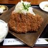 とんかつ いしかわ - 料理写真:上ロースカツ定食2000円