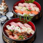 きた山 - 特上握り寿司