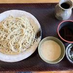 蕎麦 脇本 - 自然薯とろろ(冷たいそば)