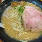らぁ麺むらまさ - 味噌らぁ麺780円