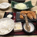 とんかつ新宿さぼてん - 料理写真: