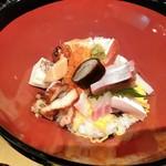 名水の里 - 海鮮丼(極み)