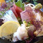 すし政 - 地魚丼
