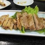 安兵衛 - 豚ロース焼き肉
