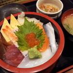 11945905 - ちらし寿司(700円)
