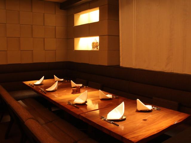 美食 米門 渋谷店 - ゆったりソファー席もあり
