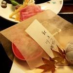 矢田屋松涛園 - 料理写真: