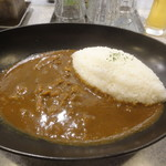 肉の万世 - ビーフカレー