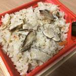 フルーツランド南国 - 松茸弁当♪ 800円