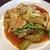 レストラン華林芭  - 料理写真:茄子と豚肉の辛子炒め