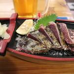 やいろ亭 - 料理写真:塩たたきです☆ 2019-1106訪問