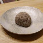 本家小嶋 - 料理写真:芥子餅