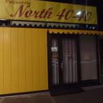 North 40-40 - 隣接パティスリー外観