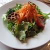 パリ食堂 - 料理写真:ランチ 本日のサラダ