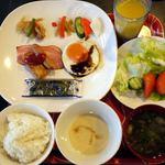 ビュッフェ パロ - 私の朝食