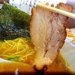 麺屋 三四郎 - チャーシュー(全味共通)