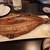 いろり - 料理写真:めちゃデカっ!特大縞ホッケ焼