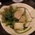 いろり - 料理写真:鍋の底に鴨肉が沈んでた♪