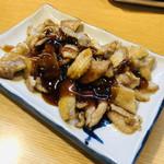 佐松 - 料理写真:鳥皮