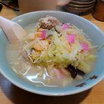 長崎 - 長崎(長崎ちゃんぽん 800円)
