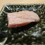鮨・酒・肴 杉玉 - 大とろ炙り