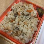 フルーツランド南国 - 松茸弁当  800円