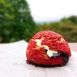 アラミニッツ - 料理写真:赤い果実とクリームチーズ
