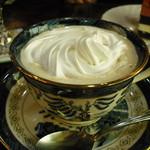古城 - ウインナーコーヒー