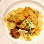 ビストロハマイフ - ポルチーニ茸とキノコのパッパルデッレ