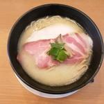 自家製麺 TERRA - にごり鶏塩 880円