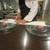 ながおか - 料理写真:一皿目の刺身
