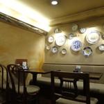 カフェ香咲 - 店内