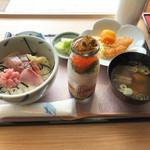 魚彩亭 すみよし - 料理写真:瓶ドン RED HOT